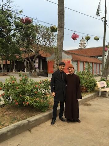 Ảnh khảo sát tại Chùa Keo – Gia Lâm