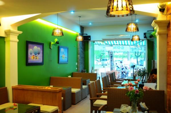 Quán Sơn Cafe 23 Kim Đồng