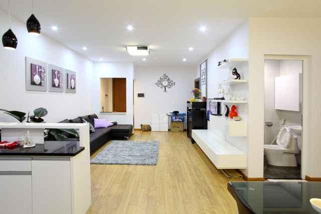 Nội thất căn hộ anh Huynh – KĐT Trung Văn