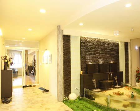 Ngắm căn hộ triệu đô của Lã Thanh Huyền