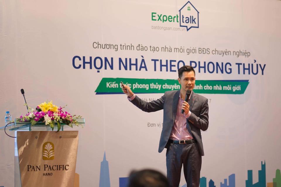 """Đào tạo cho Môi giới bất động sản tại Hà Nội: """"Chọn Nhà Theo Phong thủy"""""""
