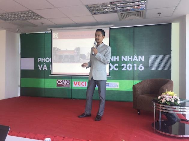 Hội thảo Phong thuỷ cho doanh nhân tại Vũng Tàu