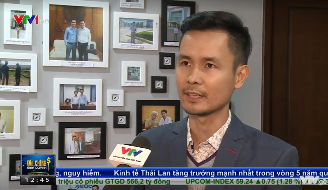 Thầy Phạm Cương dự báo chứng khoán bất động sản trên VTV1
