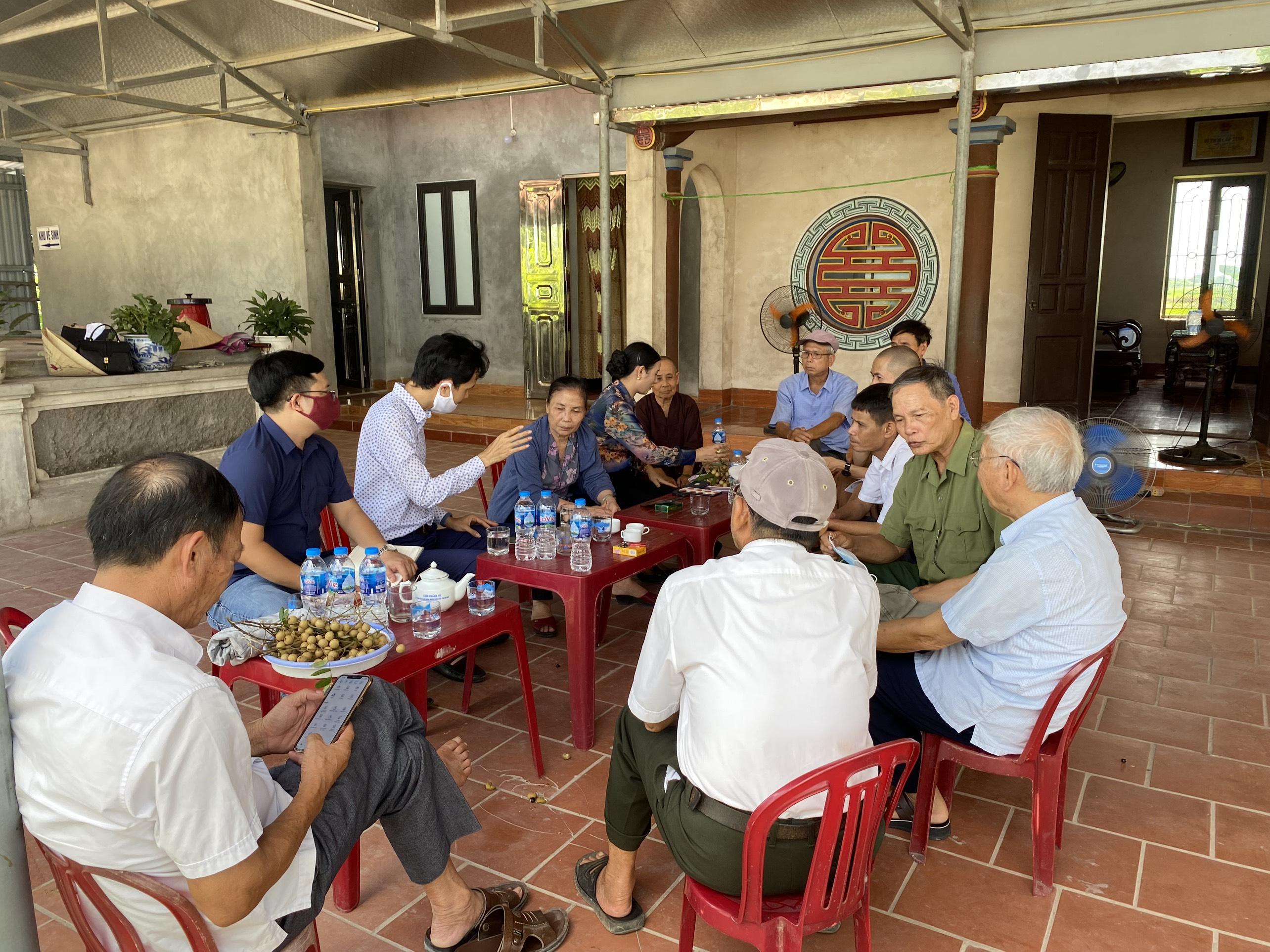 Tư vấn Phong thủy Chùa Khánh Long tại Phủ lý